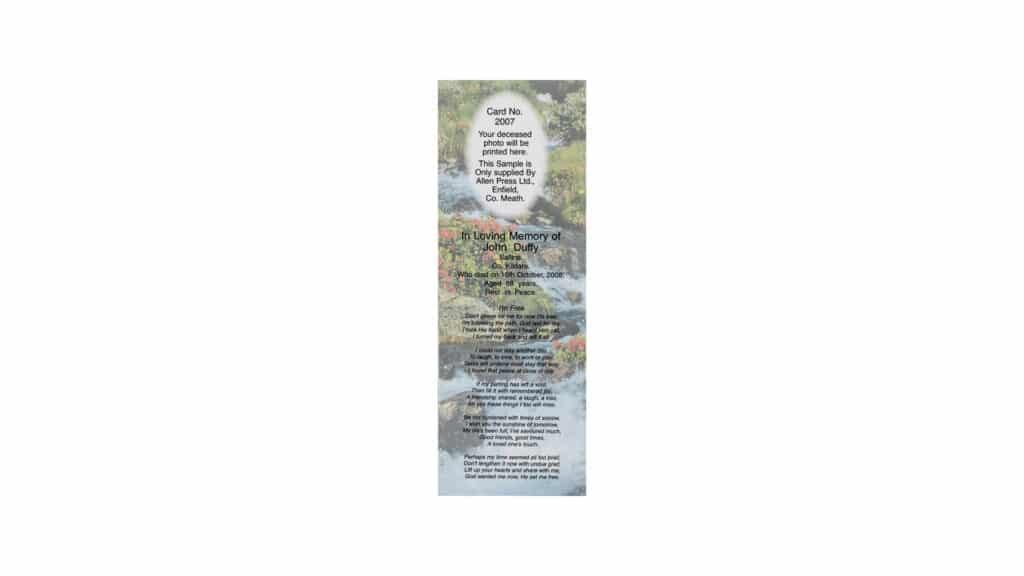 Card 2007 Inner