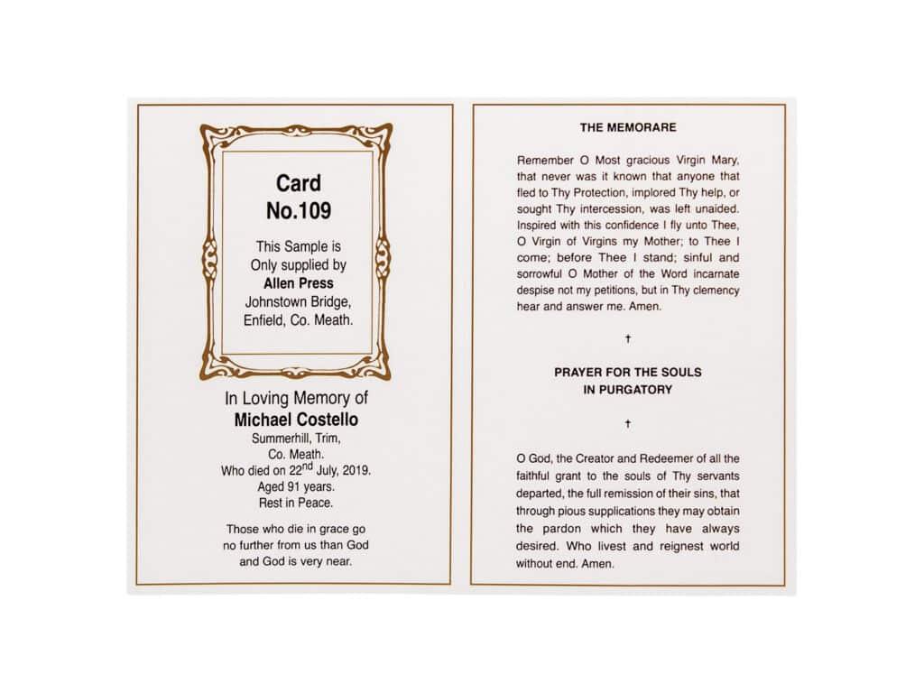 Card 109 Inner