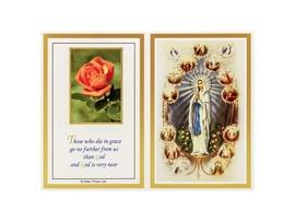 Standard Memoriam Cards